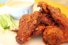 Smoked Hot Wings!  I just heard about doing this this past weekend.  I thought it was brilliant!  It will happen soon!