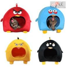 Angry Bird Tent Pet Dog Bed might try to modify and make one of these into a bunk bed tent