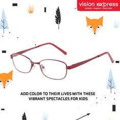 d35906a25e View more from our collection of special light weight and colourful range  of spectacles for kids. Model - VX GV SEEN