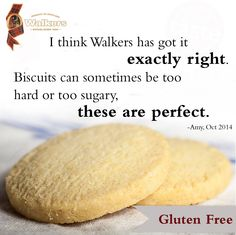 #WalkersLove We love hearing your feedback! Click the image to view our Gluten Free selection.