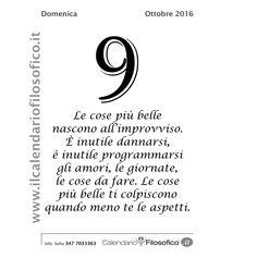 Calendario Filosofico Frase Di Oggi.20 Fantastiche Immagini Su Calendario Filosofico Nel 2018