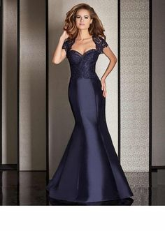 Clarisse Special Occasion Dress M6256 Backless Mermaid Prom Dresses, Mermaid Prom Dresses Lace, Mermaid Evening Gown, Prom Dresses With Sleeves, Mob Dresses, Satin Dresses, Evening Gowns, Bridesmaid Dresses, Bride Dresses