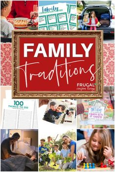 I am sure you are asking yourself, What are some good family traditions? If you are looking to start your own family traditions and add memories to one's childhood, take a look at these family traditions ideas. Take a look at this list of unique and traditional Family Traditions to Start Now! Family Traditions and Family Activities for Creating Memories #FrugalCouponLiving #familytraditions #traditions #memories #family Sibling Relationships, Communication Relationship, Traditions To Start, Family Traditions, Diy Craft Projects, Diy Crafts, 100 Things To Do, Start Now, Strong Family