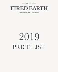 Brochures | Fired Earth Wall Mounted Soap Dispenser, Fired Earth, Brochures, Terracotta, Catalog