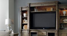 Hooker Furniture entertainment