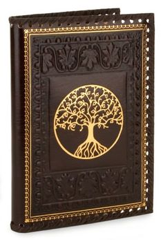 tree of life leather journal Barnes and Noble. ❤️❤️❤️ ️SB.