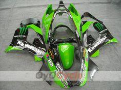 Fairing kit for 00-01 NINJA ZX-9R | OYO87903030 | RP: US $599.99, SP: US $499.99