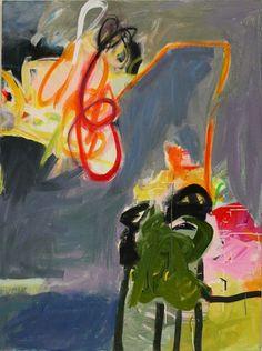 "Tory Cowles. Acrylic on Canvas. 48"" X 36"""