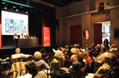 Assemblée générale de la SACD à Bruxelles, entre auteurs et créateurs. http://www.sacd.be/Home_fr?lang=fr