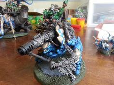 Orks, Tyranids, Warhammer 40,000