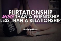 Flirtationship can cost you the best relationship of your life, your marriage.