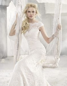 Alvina Valenta 2012 Bridal Collection + Dress of the Week - Belle the Magazine . The Wedding Blog For The Sophisticated Bride