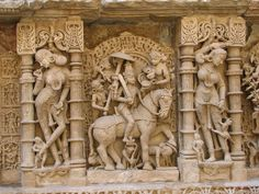 rani ki vav | Rani ki Vav ( step well ),Patan, Gujarat, India 9 | Flickr - Photo ...