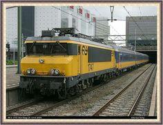 NS - InterCity trein