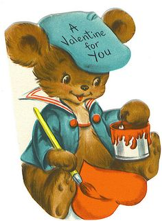 A Valentine For You card by Tommer G, via Flickr