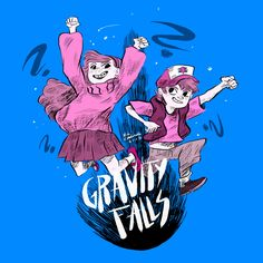 Gravity Falls by *evelmiina on deviantART