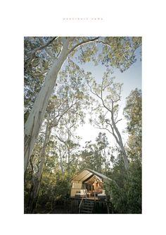 Paperbark Camp (in AU?) Looks heavenly.