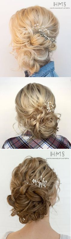 pretty wedding hair accessories