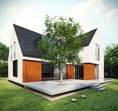 KMA100% Home | 1920's House Redeveloped & Modernized | KMA