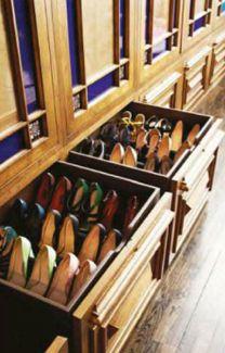 Reem Acra's Home #closet