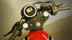 Yamaha Yard Built #2 – Eicma 2014 http://caferacercult.gr/news/yamaha-yard-built-2-eicma-2014.html #YamahaYardBuilt #BendersMotorcycles #YamahaCustom #YamahaXV950