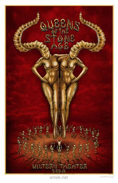GigPosters.com - Queens Of Stone Age, The