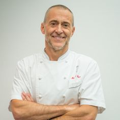 Michel Roux Jr, The Master.