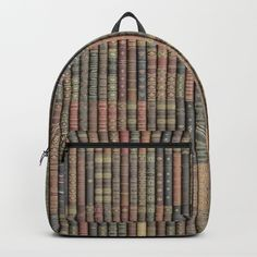 Buy Keep Reading Backpack by grandeduc. Worldwide shipping available at Society6.com. Just one of millions of high quality products available.