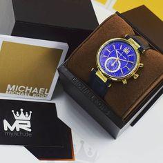Michael Kors MK2425 | @MyRich.de #MichaelKors #michaelkorswatch #original #official #watch #style #uhr #trend #mk2425 #newwatch #2017 #jetset #lifestyle #brand #onlineshop #luxus #juwelry #luxury #lady #fashion #germany #seller #genuineleather #gold #bluewatch #blue #accessories #crystal