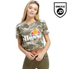 Ellesse, T Shirt, Tops, Women, Fashion, Moda, Tee, Women's, Fasion