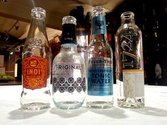 Four Tonic Waters
