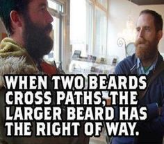 With great beard comes great responsibility.     http://guymanningham.com