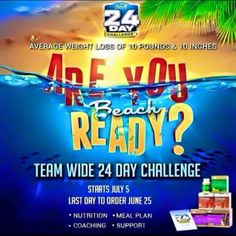 Who's ready to start a healthier lifestyle?? http://www.advocare.com/150162671 #cleaneating #advocare