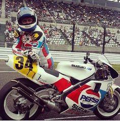 Unicorn Bike, Grand Prix, Image Moto, Gp Moto, Suzuki Gsx R 750, Suzuki Cafe Racer, Japanese Motorcycle, Speed Bike, Racing Motorcycles