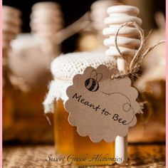 Are you searching for something Unique to offer to your Wedding Party, Bridal Shower or Baby Shower guests? Search no more! You found the place to transform your imagination into a real life magnificent gift!  Visit out Showcase Portfolio page ► http://etsy.me/2haCQqE ◄ choose the design you like and let us do our Magic! We are ready to make your dream come true! Check what our customers are saying about our work ► http://etsy.me/2fqN8Ts ◄  Our Honey Favors are M...