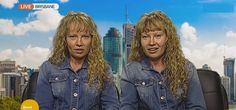 Talk Show Host Can't Stop Laughing At Twins Who Speak In Near Perfect Unison