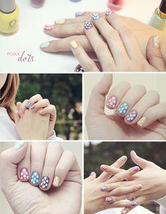polka-dots-unhas-bolinhas-nails