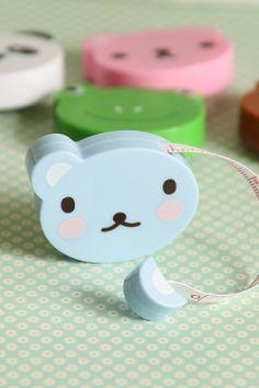 Kawaii Tape Measure @Jenny San OMG I want one