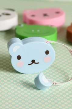 Kawaii Tape Measure @Jenny San OMG I want one