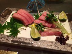 Sashimi #maguro