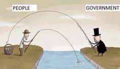 Mensen vs Overheid