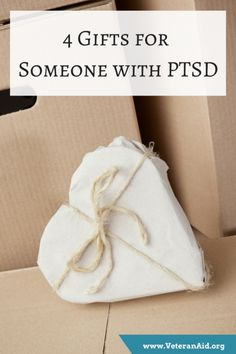 There are some gift ideas that might benefit a friend or loved one suffering from PTSD or TBI. Here are four practical ideas. Ptsd, Trauma, Gifts For Veterans, Military Veterans, Benefit, Blog, Ideas, Blogging, Thoughts
