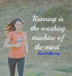 YES! Running frees your mind. half marathon training| fitness motivation