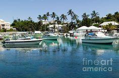 I wish I was here:  Flatts Village Bermuda!