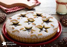 Crostata pan di stelle Xmas Food, Christmas Desserts, Cookie Recipes, Dessert Recipes, Pie Decoration, Sweet Corner, No Bake Pies, Chocolate Pies, Take The Cake