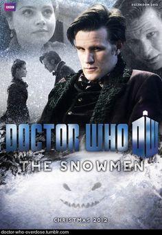 Doctor Who Christmas episode: The Snowmen