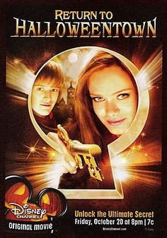 Return to Halloweentown dvd Disney movie