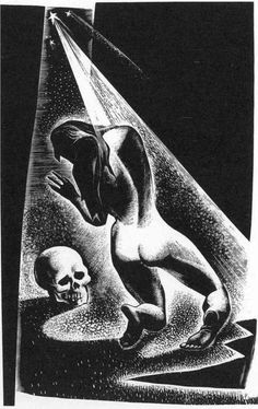 Song Without Words - Lynd Ward - WikiPaintings.org