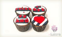 ¡Nada mejor que decirlo con unos deliciosos #cupcakes! Informes y pedidos: lagusteriaperu@gmail.com