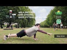 Arla - Unreachable Skip Button